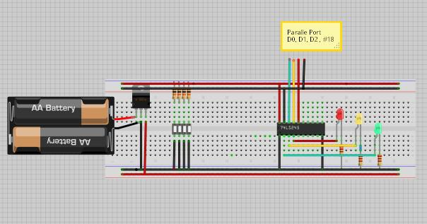 simple traffic light circuit diagram simple image traffic light circuitboard abdullahportfolio on simple traffic light circuit diagram